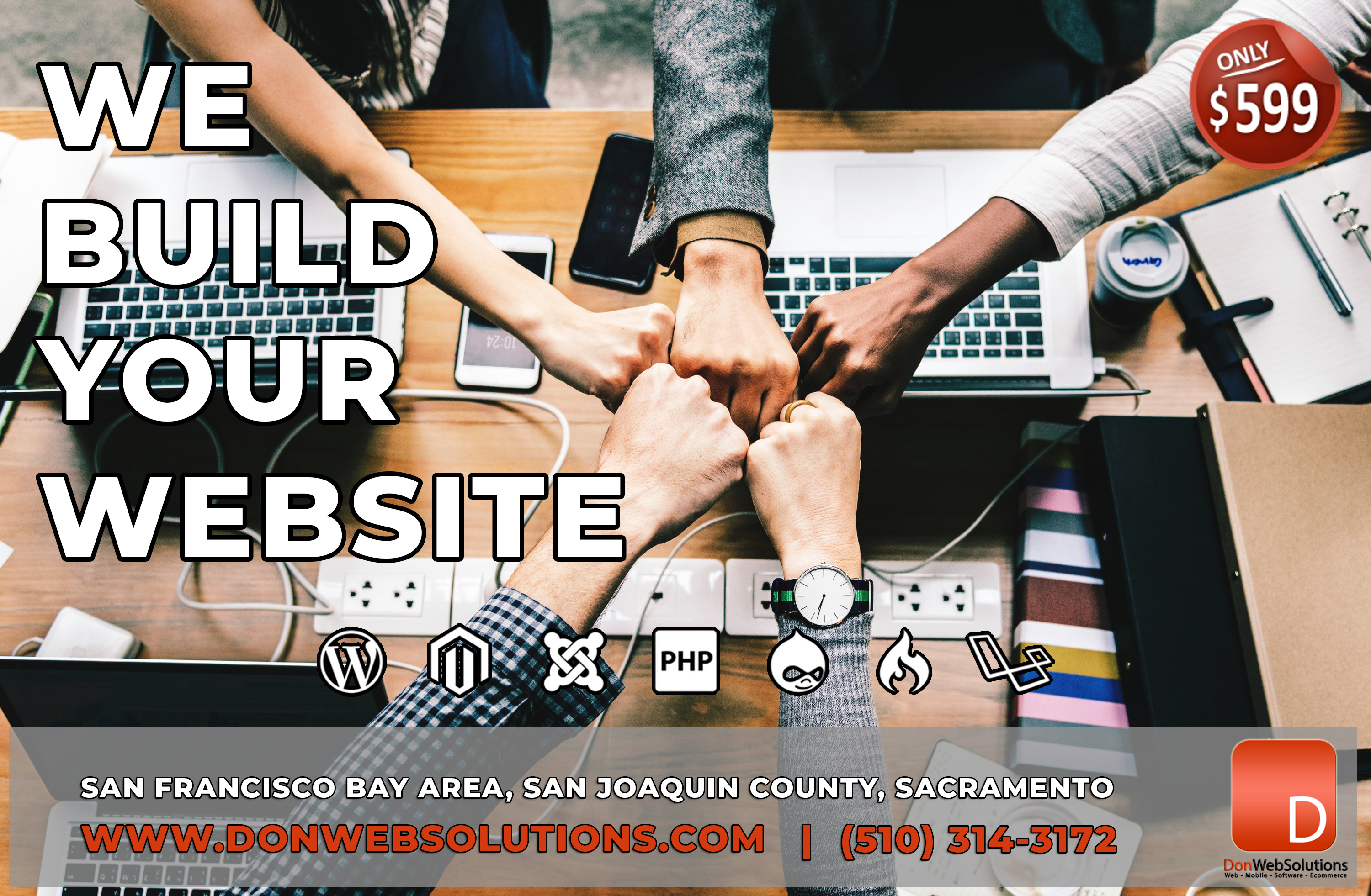 Website Design Services In San Francisco Stockton Sacramento Area